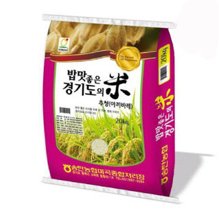 송탄농협 밥맛좋은경기추청미 20KG(포)