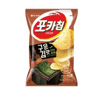 오리온_포카칩김맛_66G