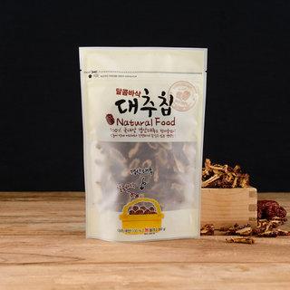 산들 달콤바삭대추칩 80G(봉)