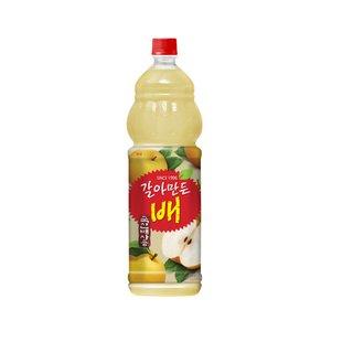 해태음료 갈아만든배 1.5L