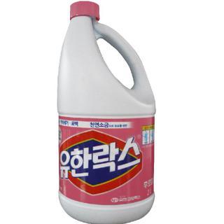 유한양행_유한락스후로랄_2L