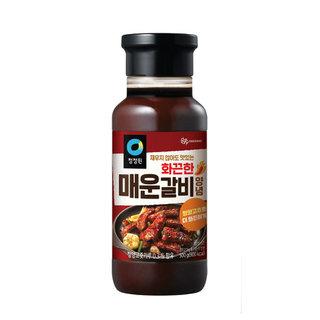 대상_청정원매운갈비화끈한맛_500G