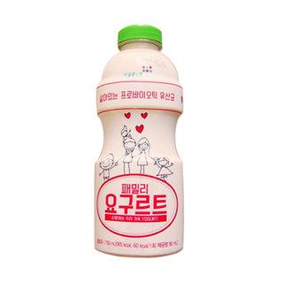 서울F&B_패밀리요구르트_750ML