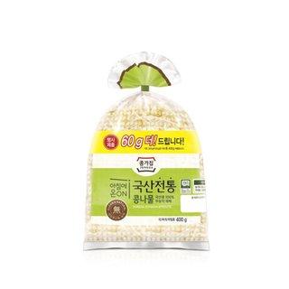 대상_무농약콩나물_400G