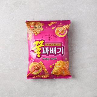 (농심)_꿀꽈배기_90G