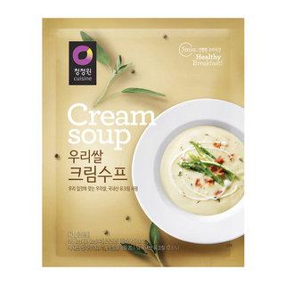대상_청정원우리쌀크림수프_60G