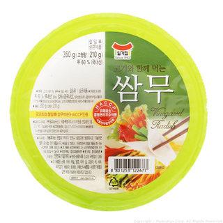 고기와쌈무_350G_일미농수산