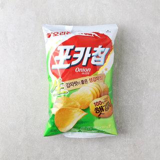 오리온_포카칩양파맛_137G