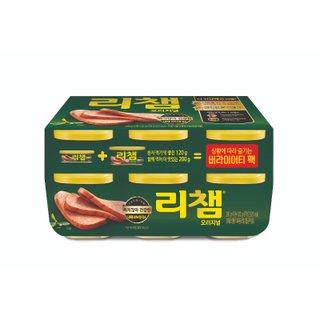 동원 리챔기획 200G*3+120G*3