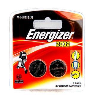 에너자이저_리튬코인건전지CR2032_2입