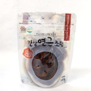 _오늘의밥상간장연근조림_120G