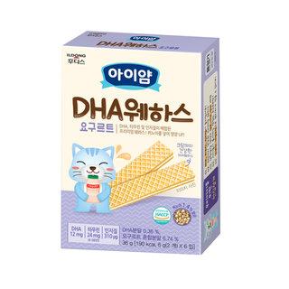 일동후디스_냠냠DHA웨하스_36G