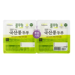 풀무원_국산부침찌개(기획)_300G*2