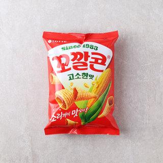 롯데_꼬깔콘고소한맛_72G