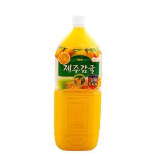 해태음료_제주감귤40_2L